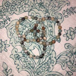 Set of 3 Beaded Bracelets